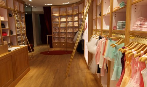 Boutique Repetto Grenoble